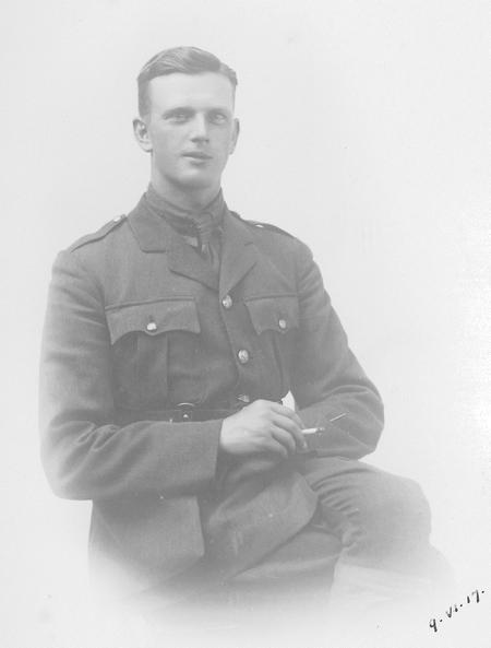 Profile picture for Ernest James Higgins