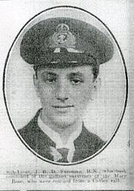 Profile picture for John Richard Dudley Freeman