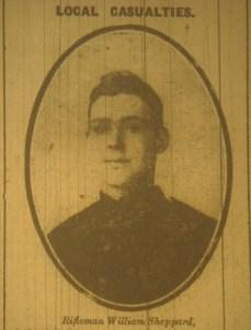 Profile picture for William J Sheppard