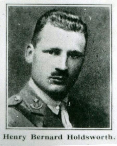 Profile picture for Henry Bernard Holdsworth