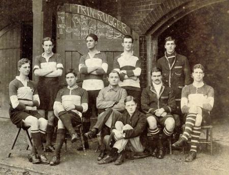 Trinity College Rowing Team
