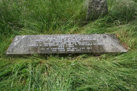 Grave of the Capt