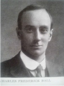 Profile picture for Charles Frederick Ball
