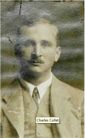 Profile picture for Charles Herbert Collet