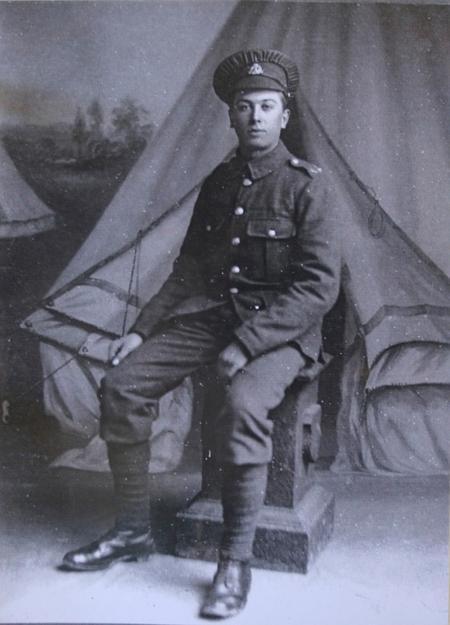 Profile picture for Percy Millard