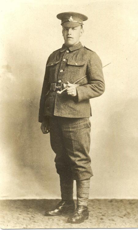 Profile picture for Ernest Wooller