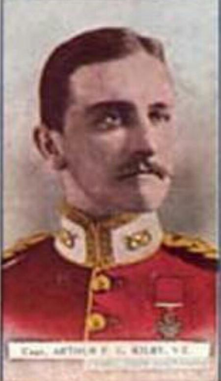 Profile picture for Arthur Forbes Gordon Kilby