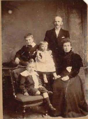 Cole Family 1897