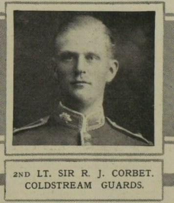 Profile picture for Roland James Corbet, Baronet
