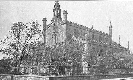 St George's Church, Barnsley