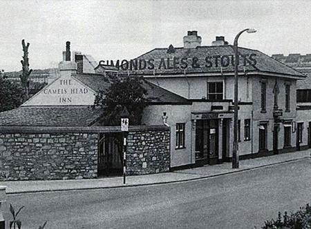 The Camel's Head Inn, St Budeaux, Plymouth