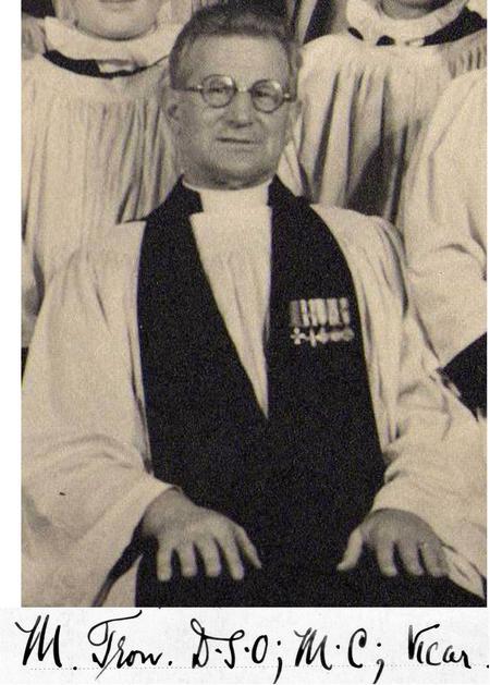 Profile picture for Mazzini Tron