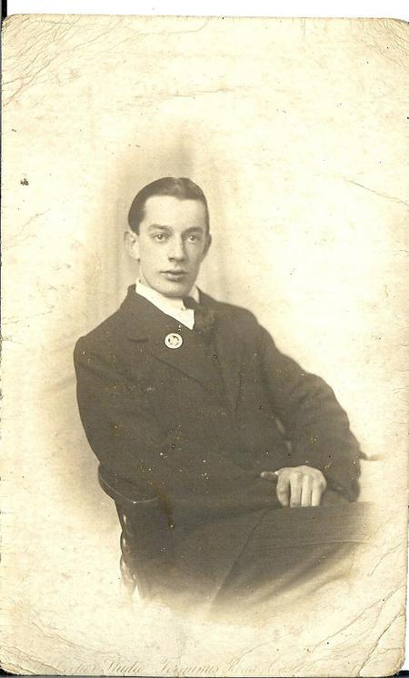 Profile picture for William Albert Cecil Miller