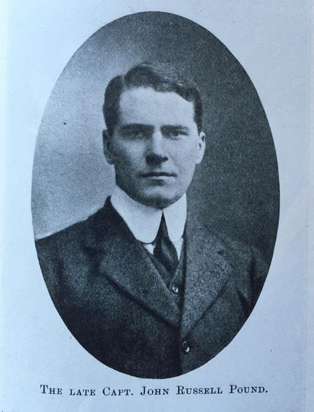 Profile picture for John Russell Pound