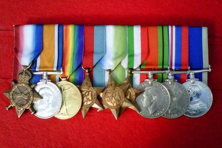 Sidney's Medals