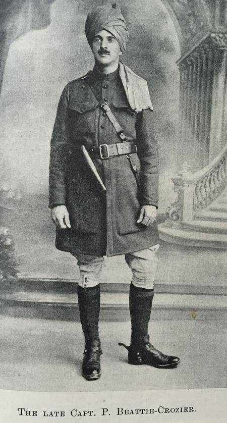 Profile picture for Percy Beattie-Crozier
