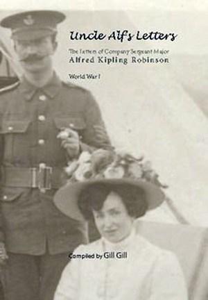 Profile picture for Alfred Kiplin Robinson