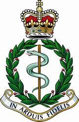 R.A.M.C. badge