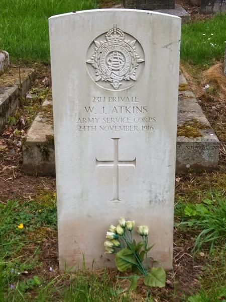 Profile picture for William Joseph Atkins