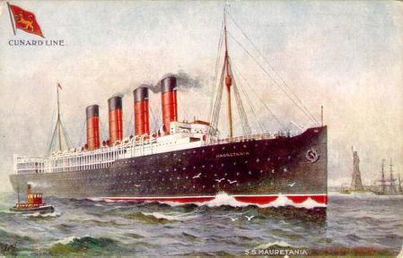 SS Mauretania