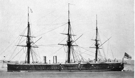 HMS Hibernia, Malta
