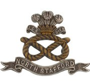 The Prince of Wales's (North Staffs Regt)
