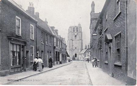 Beccles Ballygate