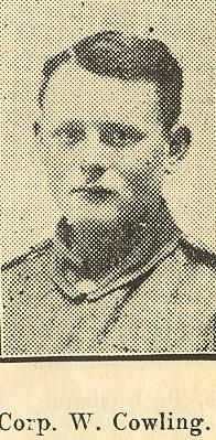 Profile picture for William Cowling