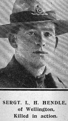 Profile picture for Leonard Hendle