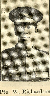 Private Walter Richardson