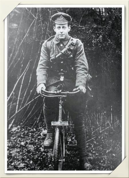Army cycling corps
