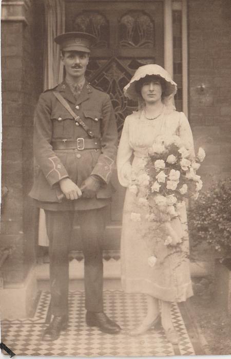 Burn and Ethels wedding