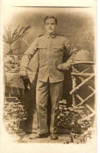 Profile picture for Arthur Edward Dawton