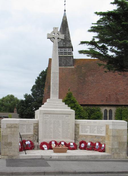 Selsey War Memorial