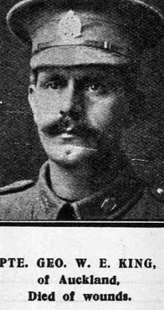 Profile picture for George Walter Ernest King