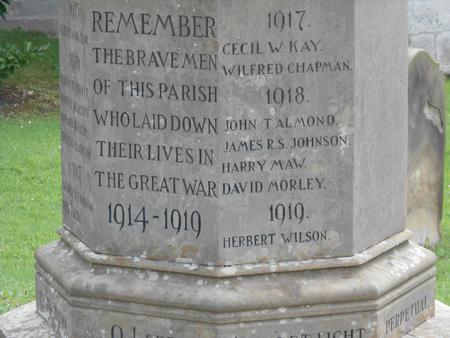 Whitgift War Memorial