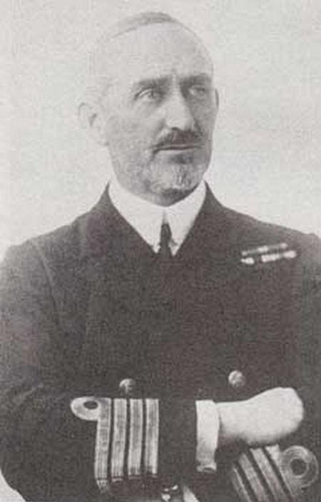 Profile picture for Geoffrey Basil Spicer Simson