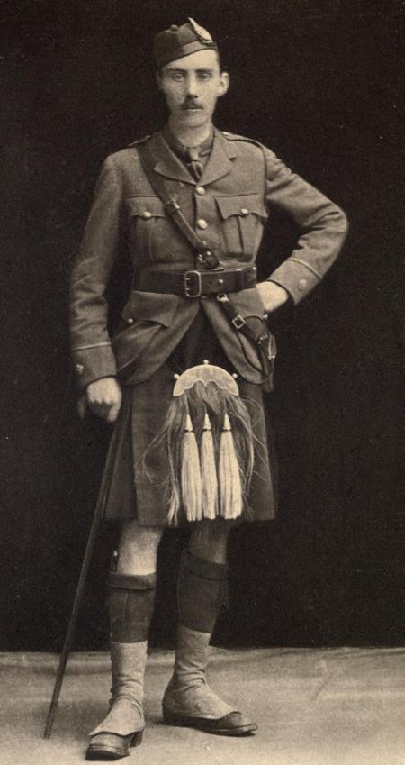 Profile picture for Ewart Alan Mackintosh