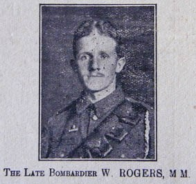 Profile picture for Walter Rogers