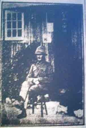 Profile picture for Ernest Brownridge Garside