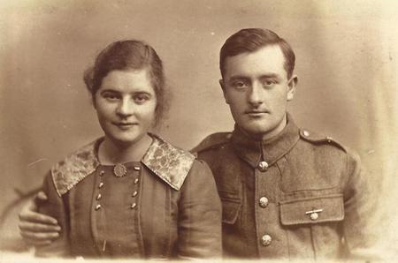 Edward and Rhoda Murgatroyd