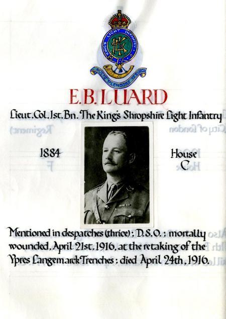 Profile picture for Edward Bourryau Luard