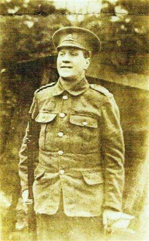 Pte Samuel Brown 12393 8th Battalion North Staffs
