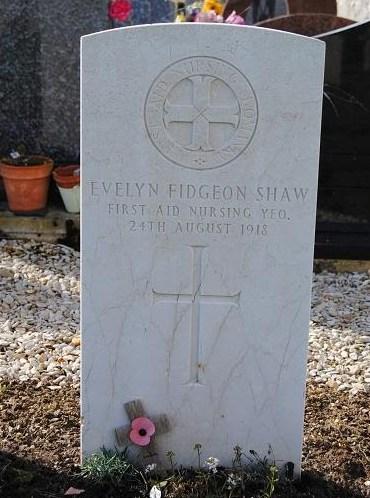 Evelyn Fidgeon Shaw