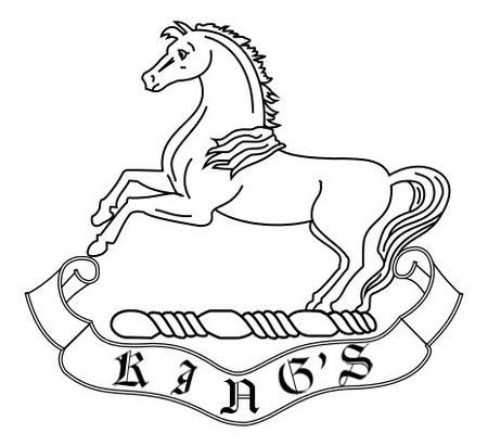 Kings Liverpool Regiment Cap Badge