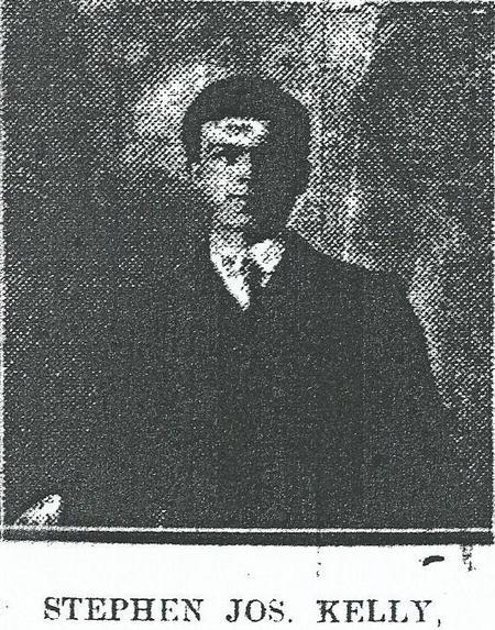 Profile picture for Stephen Joseph Kelly