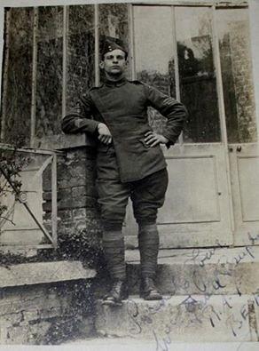 Profile picture for William Gerald Bampton