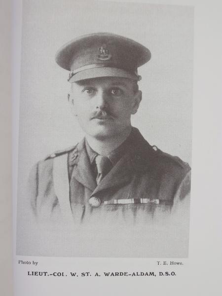 Profile picture for William St A Warde-Aldam