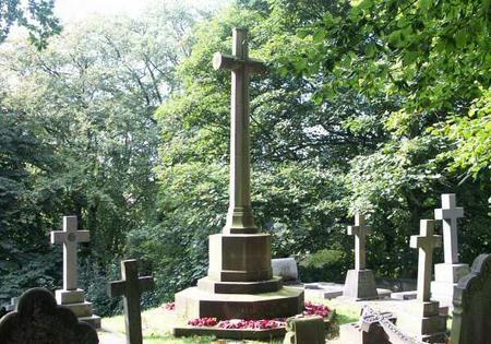War Memorial St Mary's Church, Lymm, Cheshire
