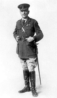 General Monash in 1918